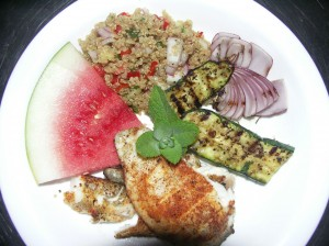 dinner-plate-fish-quinoa-grilled-zucchini