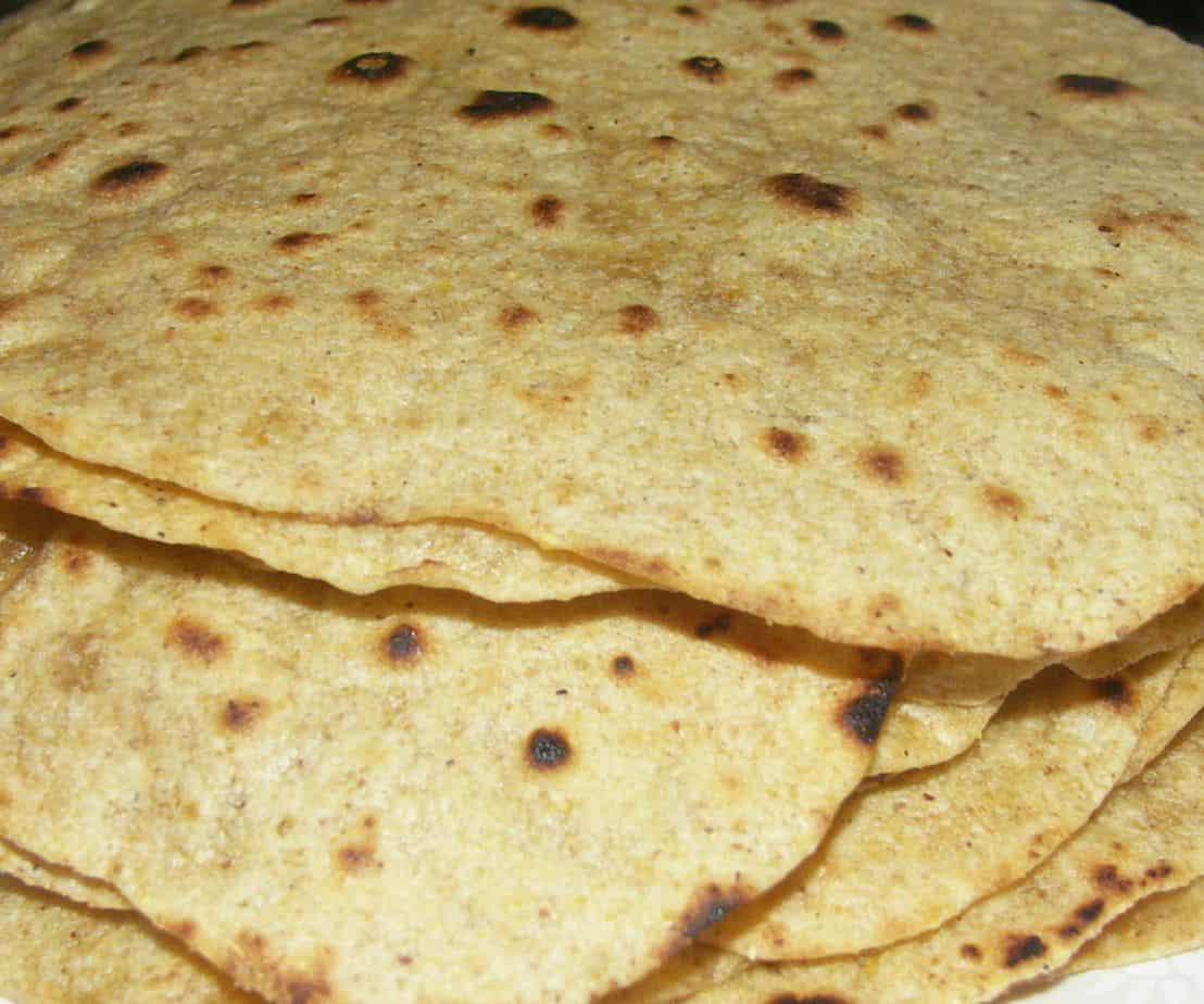 King Arthur Flour Mixed Flour and Cornmeal Tortillas