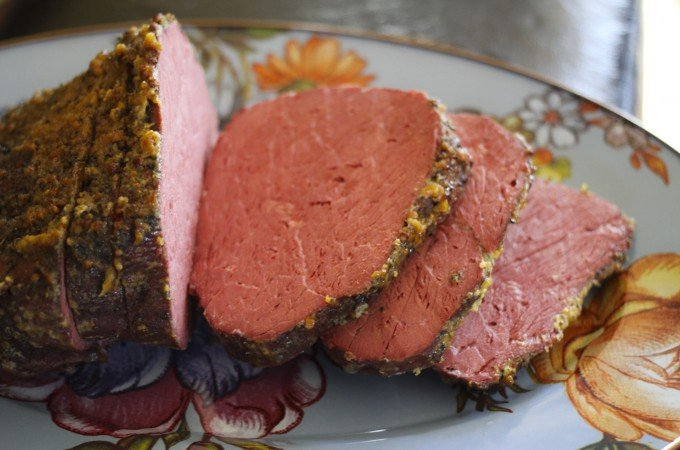 The Ultimate Corned Beef from foodiewithfamily.com