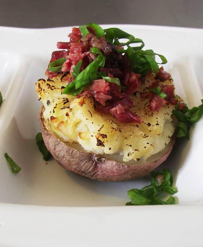 Colcannon Stuffed Twice Baked Potatoes: Part II of a St ...