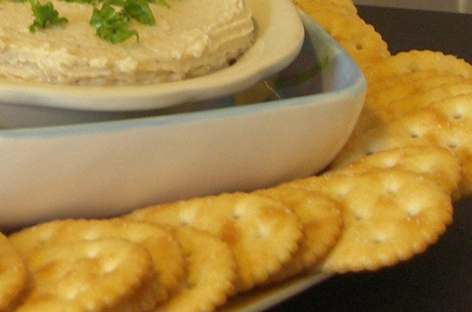 Guinness and Cheddar Potted Cheese:  Part I of a St. Patrick's Day Feast!