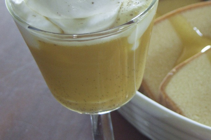 Eggnog Liqueur