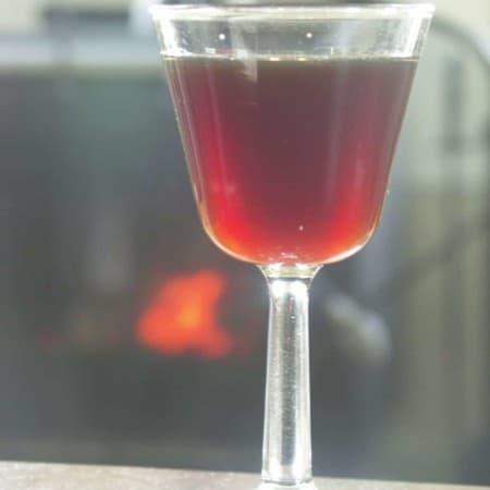 Yuletide Spiced Brandy Liqueur