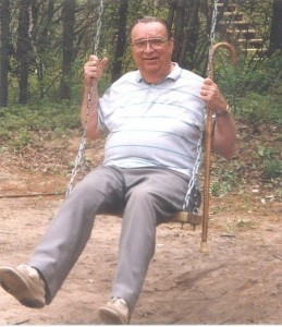 grandpa on swintg