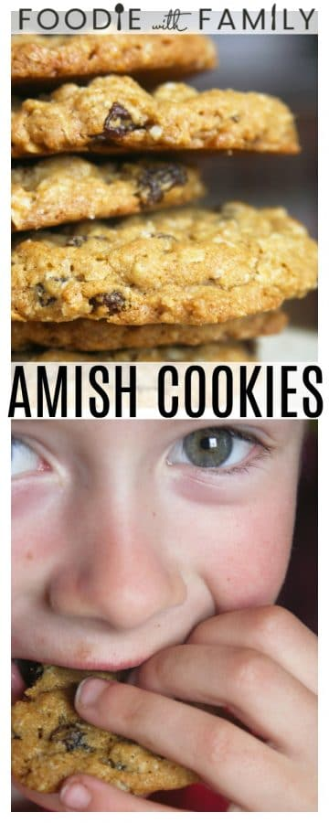 Dunk this one in a glass of milk because these cookies won't fall apart on you!Dunk this one in a glass of milk because these cookies won't fall apart on you!