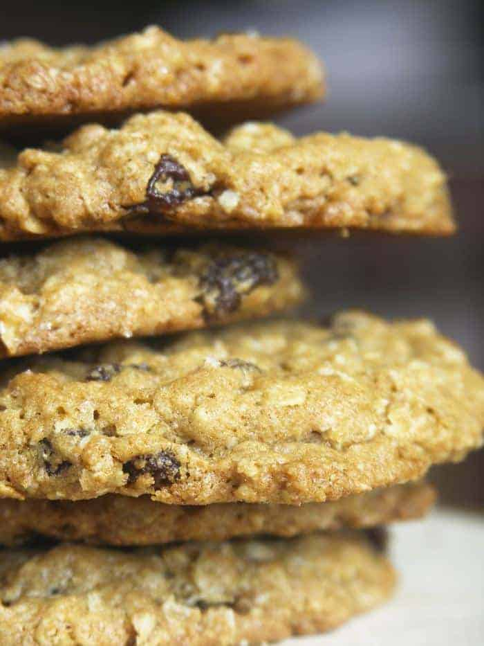 Amish Cookies use humble ingredients to make a delicately caramel flavored, crisp on the outside, chewy on the inside cookie. Dunk this one in a glass of milk because these cookies won't fall apart on you!