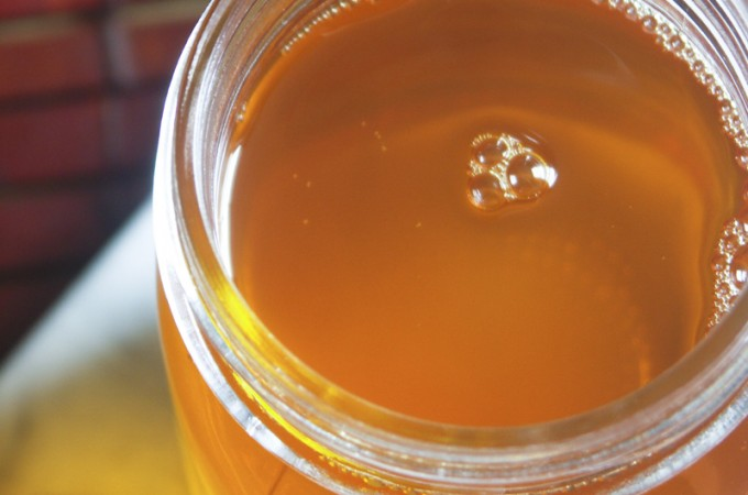 Homemade Ghee (Clarified or Drawn Butter or Beurre Noisette)