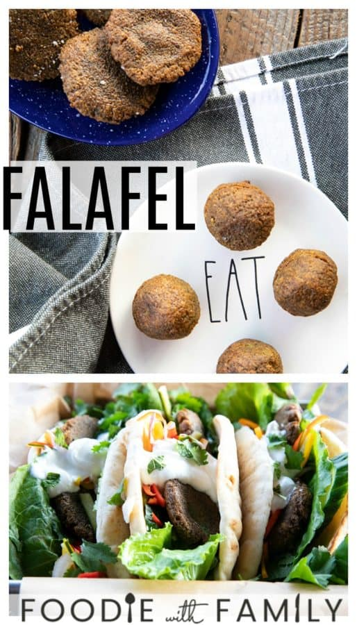 Falafel, crispy fritters made of chickpeas with middle eastern spices, can please both the ardent vegetarian and dedicated carnivore.