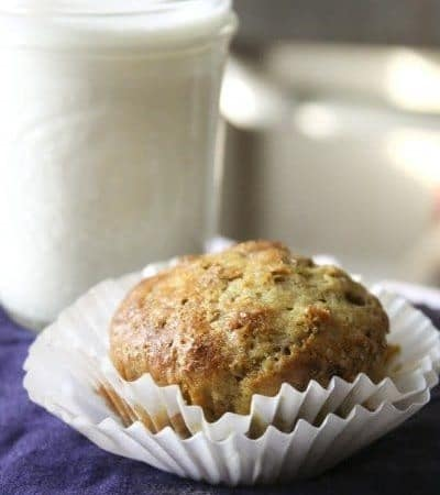 Six Week Bran Cereal Muffins