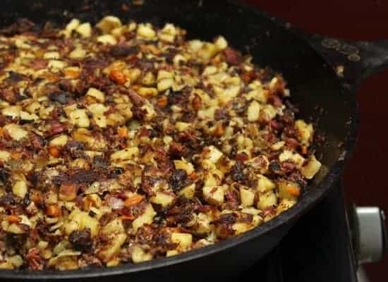 Ultimate Corned Beef Hash