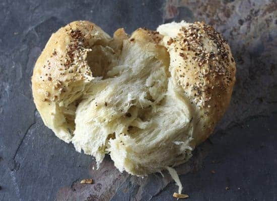 Braided Semolina Bread