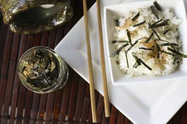 Homemade Furikake |Japanese Rice Seasoning