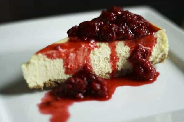 Best Basic Cheesecake