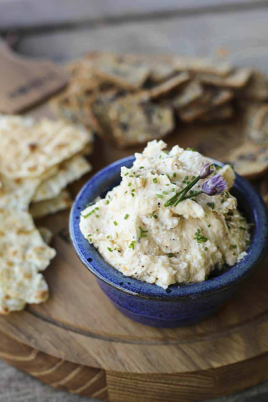 Fromage Fort {French Cheese Spread}