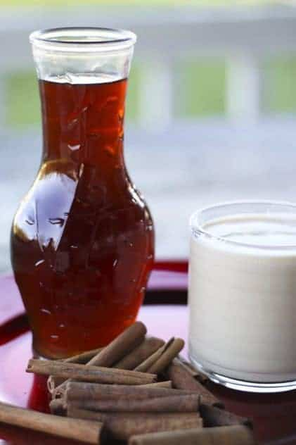 Spiced Orange Chai Concentrate