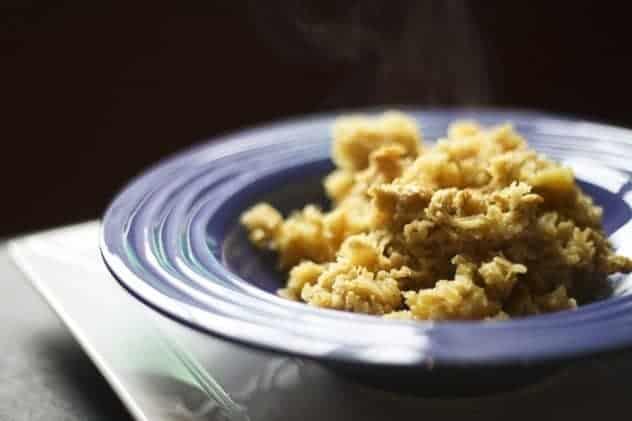 Baked Maple Oatmeal