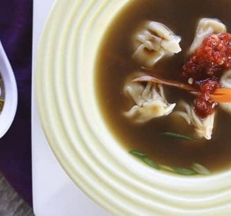Soup Dumplings and Irresponsible Wonton Soup (Make Ahead Monday)
