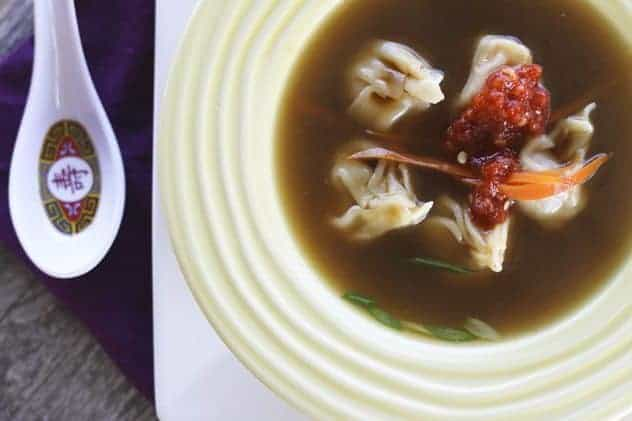 Soup Dumplings and Irresponsible Wonton Soup (Make Ahead Monday)