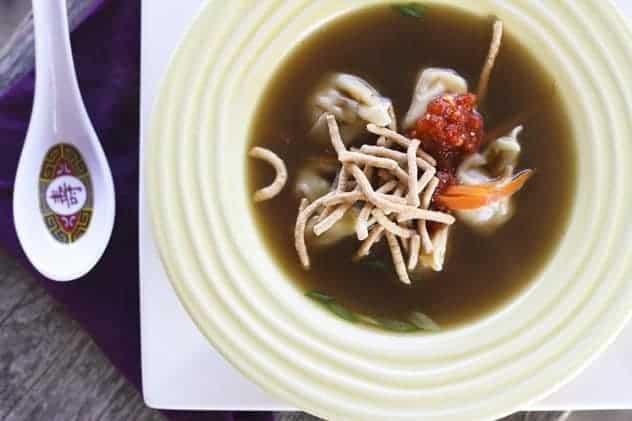 Frozen Soup Dumplings and Irresponsible Wonton Soup (Make Ahead Monday)
