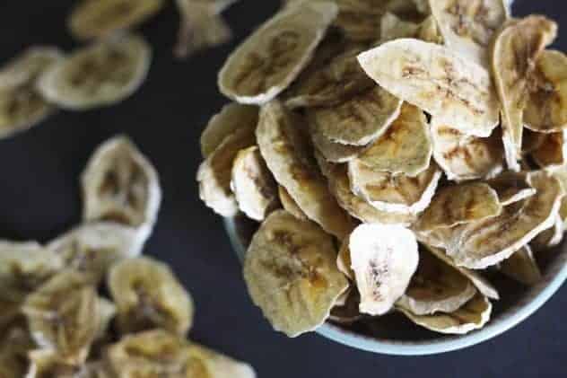 Nutmeg Banana Chips