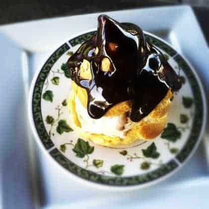 Cream Puffs and Profiteroles   Make Ahead Mondays