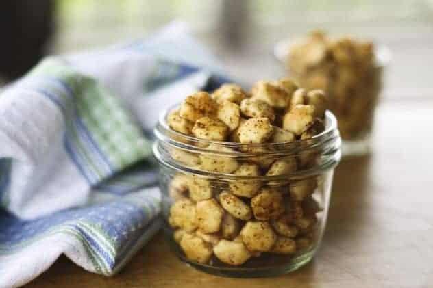Honey Chipotle Oyster Crackers   Make Ahead Mondays