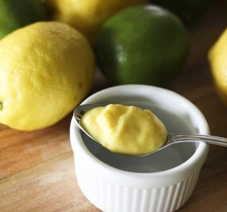 Lemon Lime Curd (Easy Blender or Microwave Method) | Make Ahead Mondays