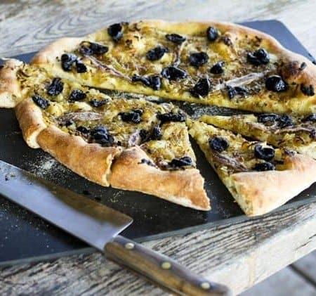 Pissaladière (French Pizza)