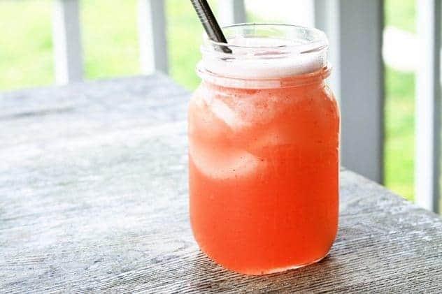 Strawberry Wineade