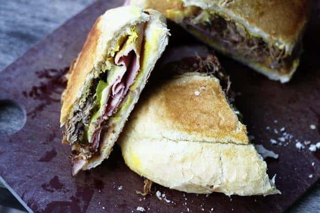 Cuban Sandwiches | Pressed Toasted Sandwiches