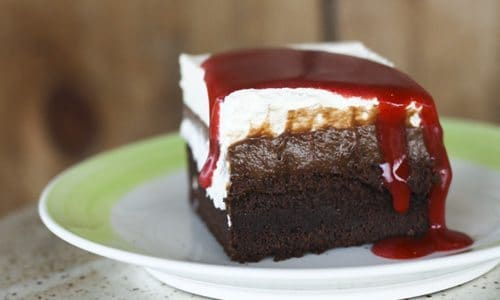 Zombie Apocalypse Tres Leches Cake | Chocolate Tres Leches Cake