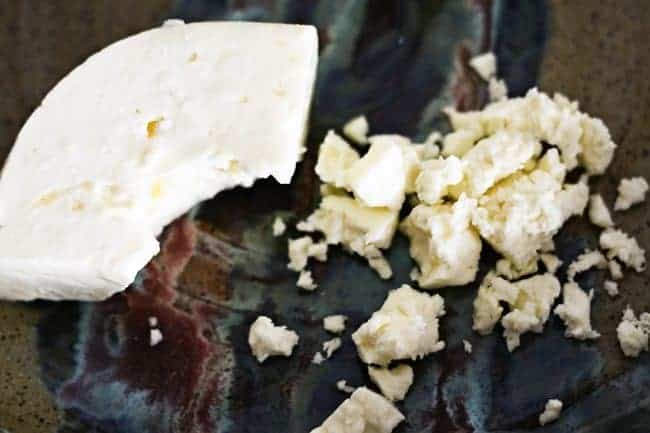 Homemade Feta Cheese | Make Ahead Mondays