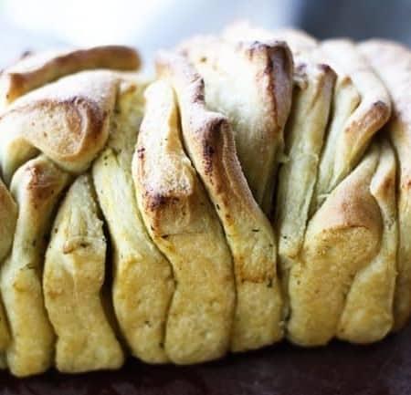 Ranch Bake-In-Slices Bread