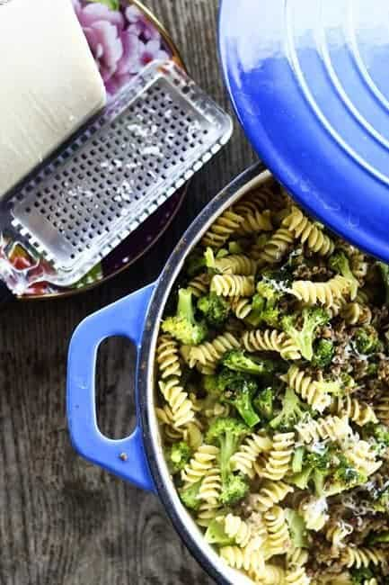 Homemade Bulk Italian Sausage in Sausage and Broccoli Pasta from Foodie with Family 3