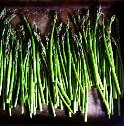 Roasted Asparagus from Foodie with Family