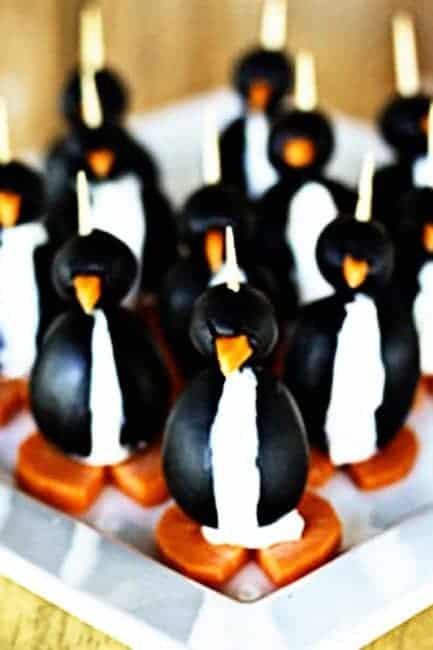 b Black Olive Penguins