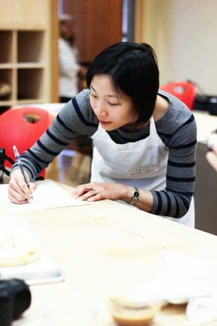 Jennifer Che of Tiny Urban Kitchen   www.foodiewithfamily.com