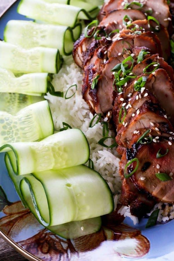 how to make chinese char siu pork