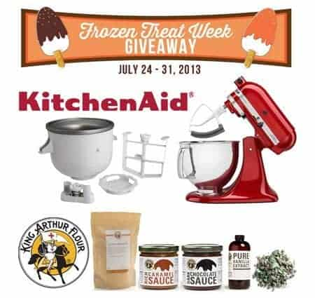 KitchenAid and King Arthur Flour Giveaway | www.foodiewithfamily.com