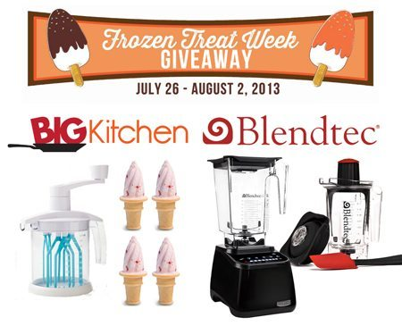 blendtec and big kitchen #Giveaway | www.foodiewithfamily.com