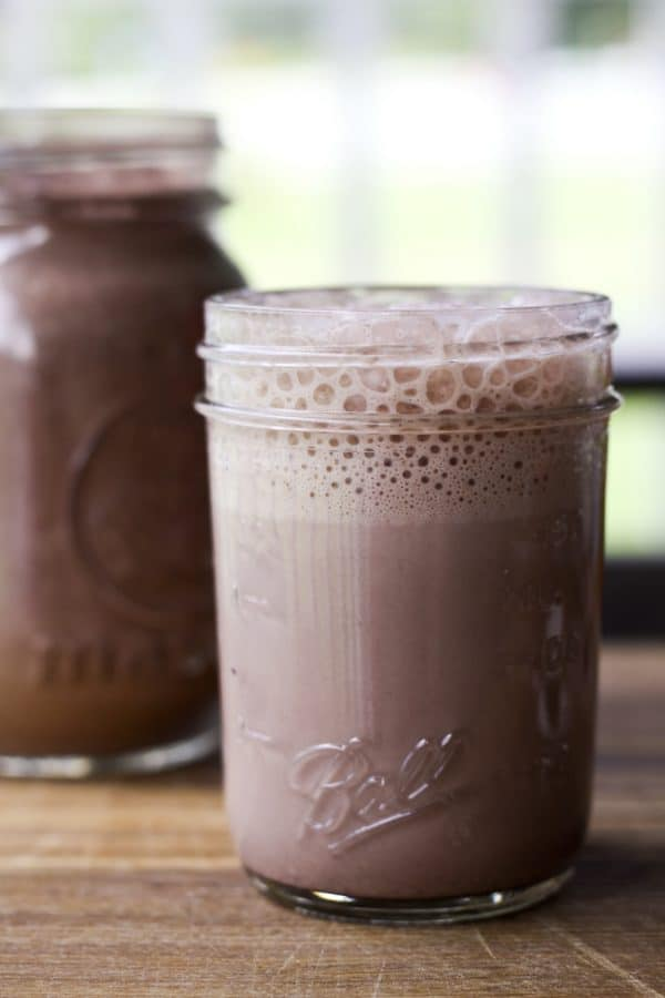 Homemade Ovaltine Malted Milk Powder in chocolate or plain from foodiewithfamily.com