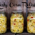 Zesty Corn Relish | www.foodiewithfamily.com