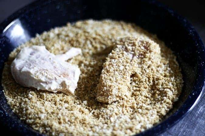 chicken thighs with panko oven fried herb oven fried herb chicken ...