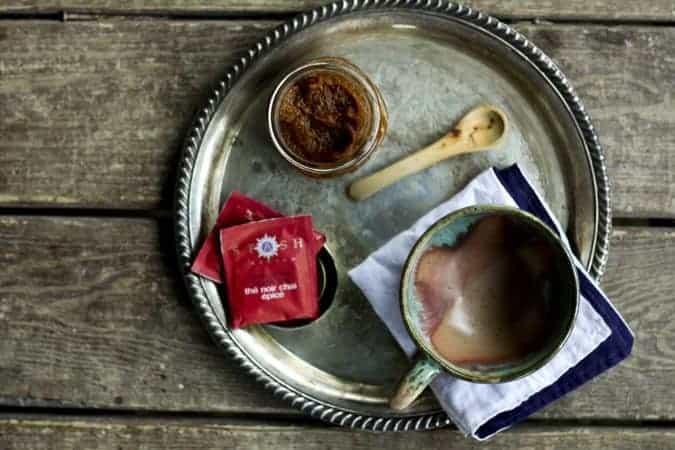 Pumpkin Spice Chai Latte 4