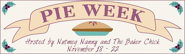 Pie Week at www.foodiewithfamily.com