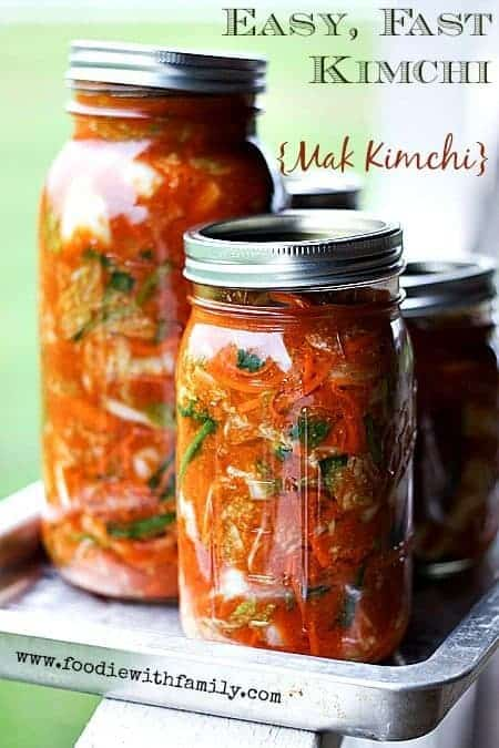 Kimchi recipe easy fast mak kimchi foodie with family fabulous korean food recipes easy fast kimchi mak kimchi at foodiewithfamily forumfinder Images