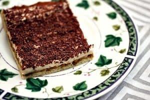 Tiramisu Bar Cookies on foodiewithfamily.com