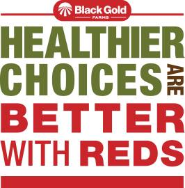 better with reds logo