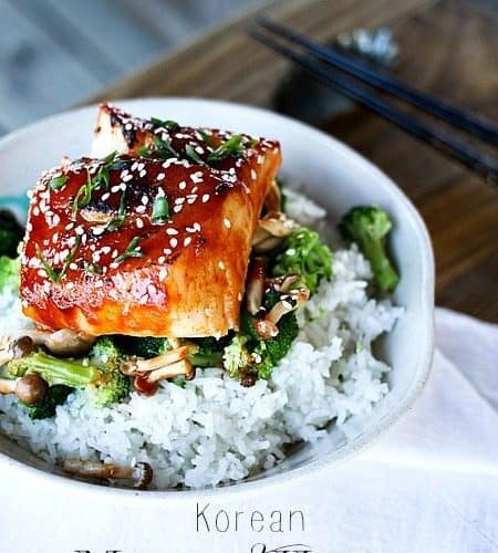 Korean Miso And Honey Glazed Cod 20 Minute Meal