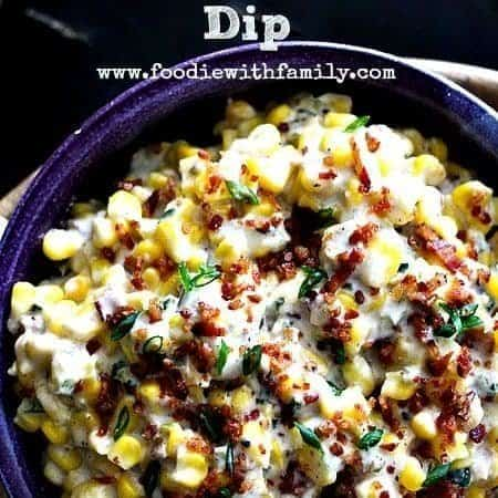 Slow-Cooker Spicy Bacon Corn Dip